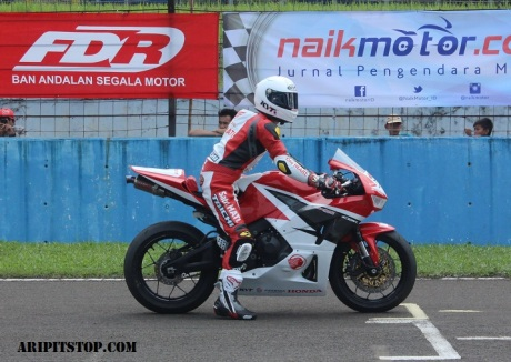 GERRY SALIM IRS 600 CC