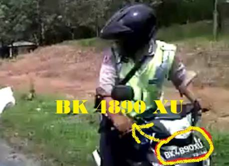 polisi pungli