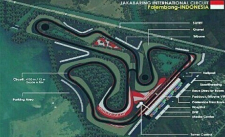 akabaring International Circuit