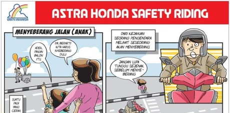 safety riding ala welovehonda