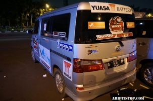 Touring Yamaha R25 Owners Melintasi Sumatera Menuju 0 km Sabang (1)