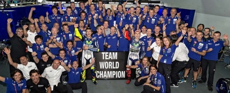 MOVISTAR YAMAHA MOTO GP
